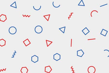 Animated shape backgrounds for After Effects