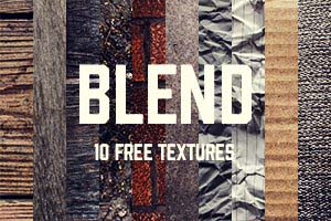 Blend - 10 free textures