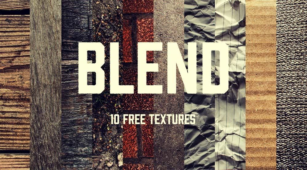 blend 10 free textures