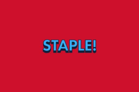 Staple - 30 After Effects text animation presets