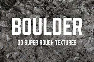 Boulder - Stone, Rock, and Brick textures