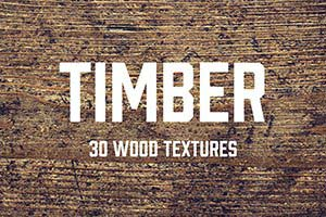 Timber - High resolution wood textures